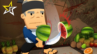 'Fruit Ninja' Movie Start Pre-Production In Wake of 'Angry Birds' Box Office Success - Video