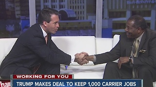 Dr. Toby Malichi discusses Carrier deal