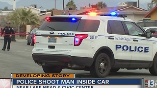 UPDATE: Man claims he was shot by police during barricade situation - Video