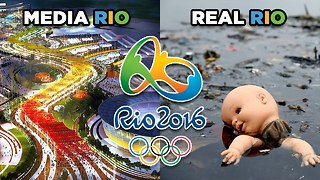 10 Shocking Facts About The Rio Olympics 2016 - Video