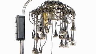 Can you guess what this bizarre machine was used for? - Video
