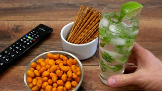 Easy instant mojito recipe