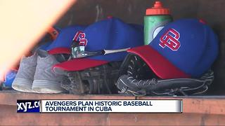 Grosse Pointe baseball team plans historic visit to Cuba - Video