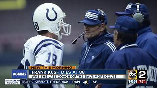Frank Kush dead at 88 - Video