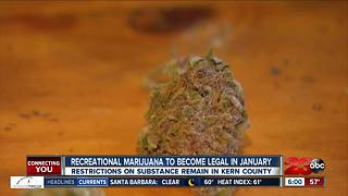 What you need to know about marijuana in Kern County - Video