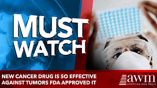 New Cancer Drug Is So Effective Against Tumors, the FDA Approved It Immediately - Video