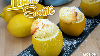 How to make a lemon soufflê - Video