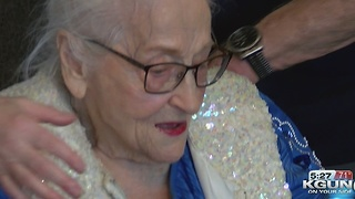 Tucson woman celebrates 102nd birthday - Video