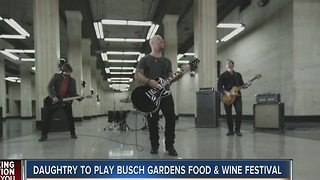 Busch Gardens Food & Wine Festival lineup released