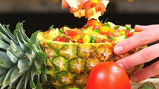 Pineapple Salsa - Video