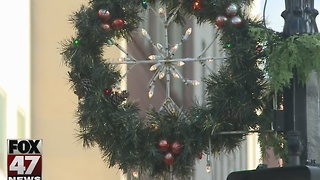 Security increased for Silver Bells - Video