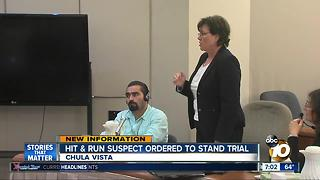 hit & run trial ordered - Video