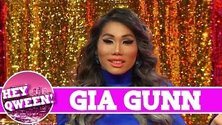 Gia Gunn on Hey Qween with Jonny McGovern! - Video