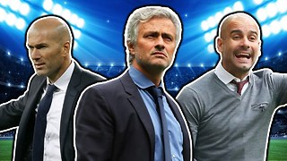 Top 10 Highest Paid Football Managers | Guardiola, Zidane & Mourinho! - Video