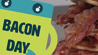 Name the Day: Imagine a world without... bacon?! - Video
