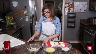 How to make mozzarella sticks with Elissa the Mom | Rare Life