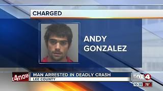 Arrest in deadly Lehigh Acres crash - Video