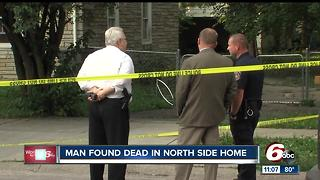 Person fatally shot on Indy's north side - Video