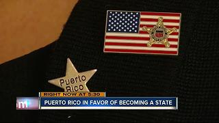 Puerto Rico one step closer to becoming the 51st state in the country - Video