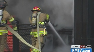 State fire investigator says MUD responsible for fire - Video
