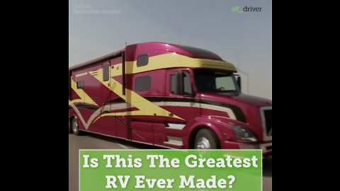 Is This the Greatest RV Ever Made?