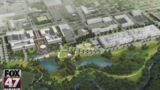 Sparrow signs onto Red Cedar development - Video