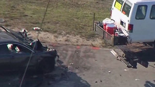 Deadly St. Lucie County crash - Video
