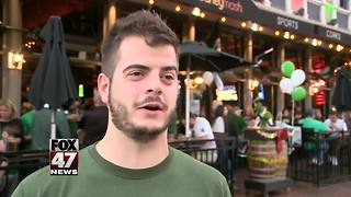 Spartan fans prepare for Holiday Bowl game - Video