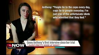 Casey Anthony speaks on murder case for 1st time - Video