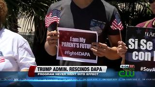 Immigration attorney weighs in on DAPA rollback - Video