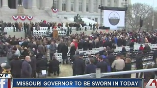Eric Greitens to be inaugurated Monday - Video