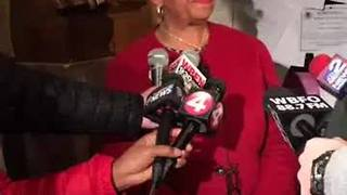 Buffalo School Board member responds to Paladino comments - Video