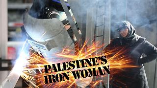 You've never seen an Iron Woman like this - Video