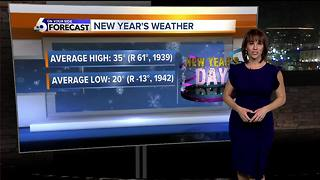 New year, same old inversion across SW Idaho - Video