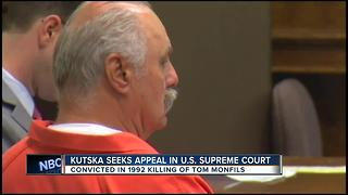 Kutska asking U.S. Supreme Court to look at case - Video