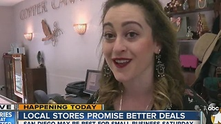Local stores promise better deals - Video