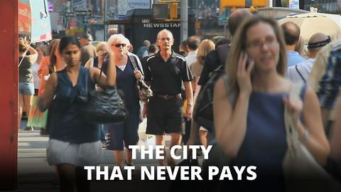 HIgher education doesn't mean more pay in New York