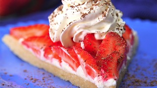 Strawberry pizza recipe - Video
