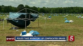 Bonnarroo Drug Citation Number Lower Than Previous Years - Video