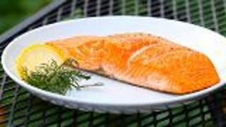 Alaska Sockeye Salmon Grilling Tips - Video