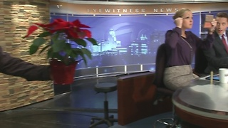 7 Eyewitness News Morning Team tries mannequin challenge - Part 2 - Video