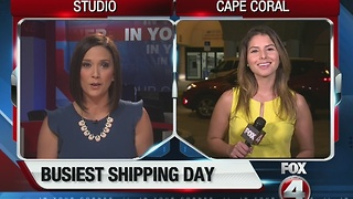 USPS BUSIEST DAY SWFL - Video