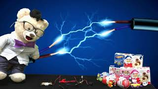 Learn how Electricity works with Chumsky Bear | Science | Technology | Educational Videos for Kids