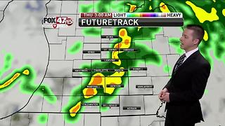 Dustin's Forecast 6-27 - Video