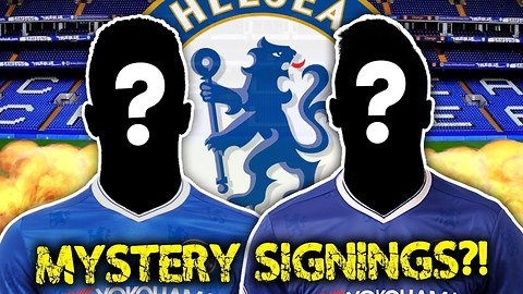 REVEALED: Chelsea To Spend €90m On Two Record Breaking Signings?! | #VFN