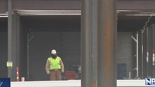 Milestone for Bay Area Medical Center construction - Video