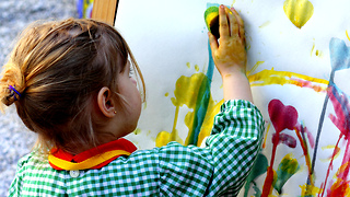 Modern Art or Toddler Art?..You Achieved Good Scores! - Video
