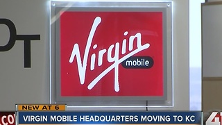 Virgin Mobile USA moving headquarters to KC - Video