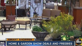 Smart Shopper deals to save you money on the Arizona Home and Garden Show - Video