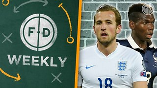 England & France Combined XI | #FDW with Sam Matterface - Video